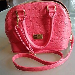 Betsey Johnson handbag/crossbody